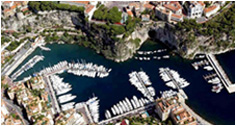 port of fontvieille